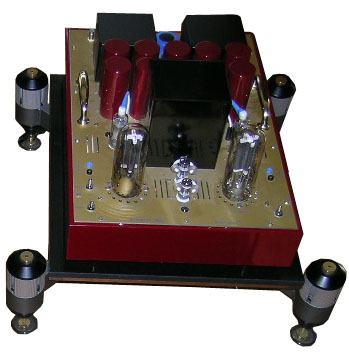 Ruby XP 211 Reference SET Monoblock Amplifier